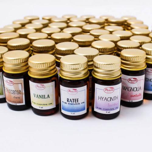 Aroma Fragrance Essential Oil 5ML. cc Spa Diffuser Burner