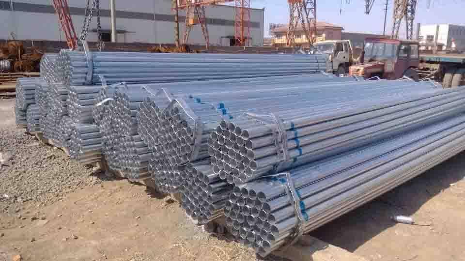 Galvanized Welded Steel Pipe