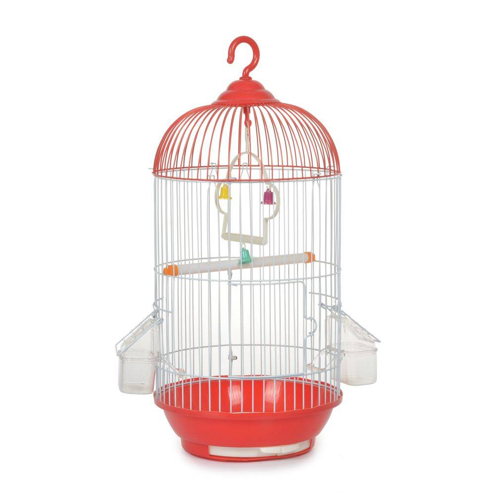 Round Top Bird Cage 23X49cm