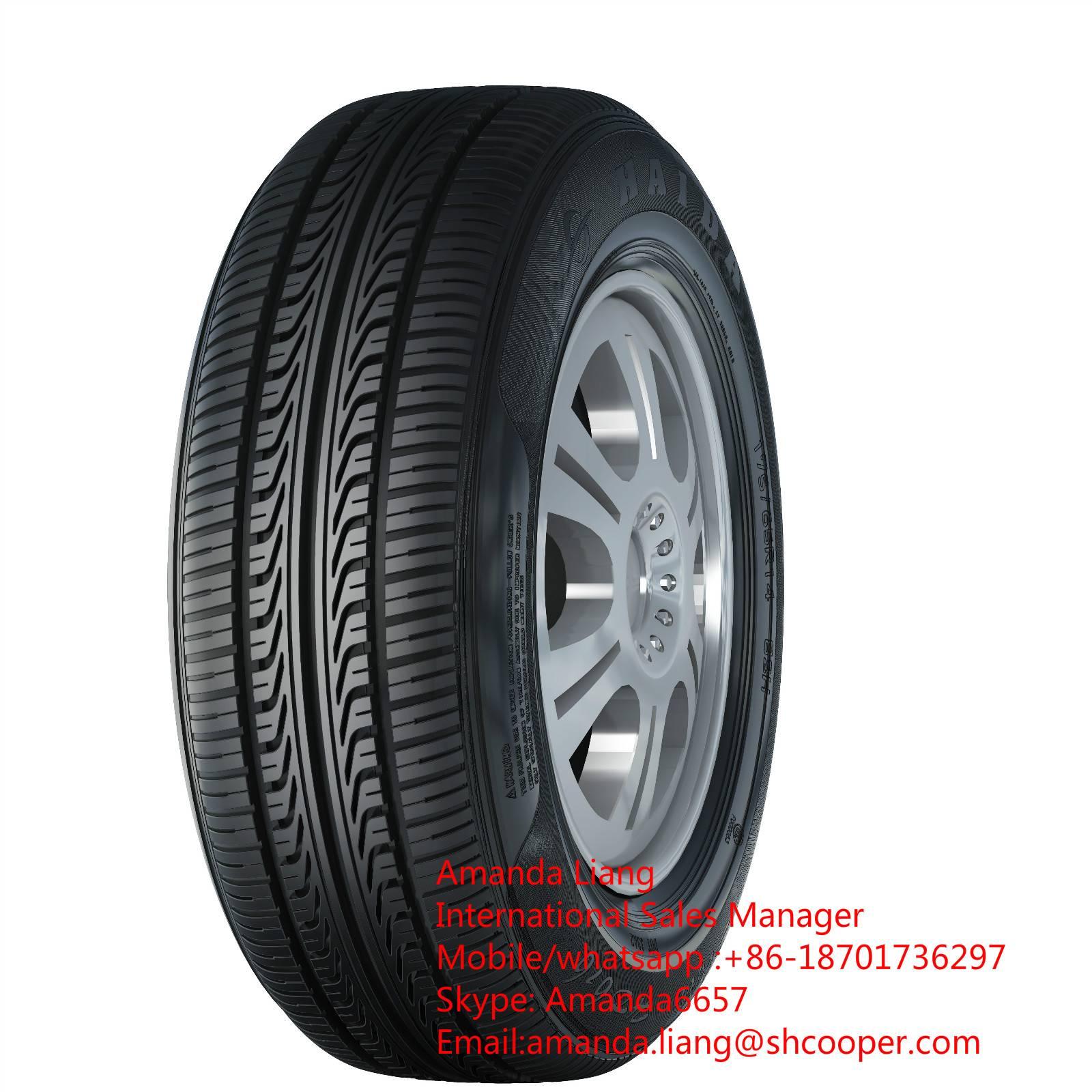 Lanvigator / Haida/ Double Coin/ Sanli PCR Radial Car Tyres (245/70R16)
