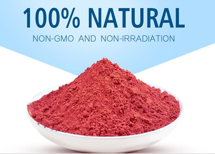 Natural Lovastatin 3% Red Yeast Rice Extract
