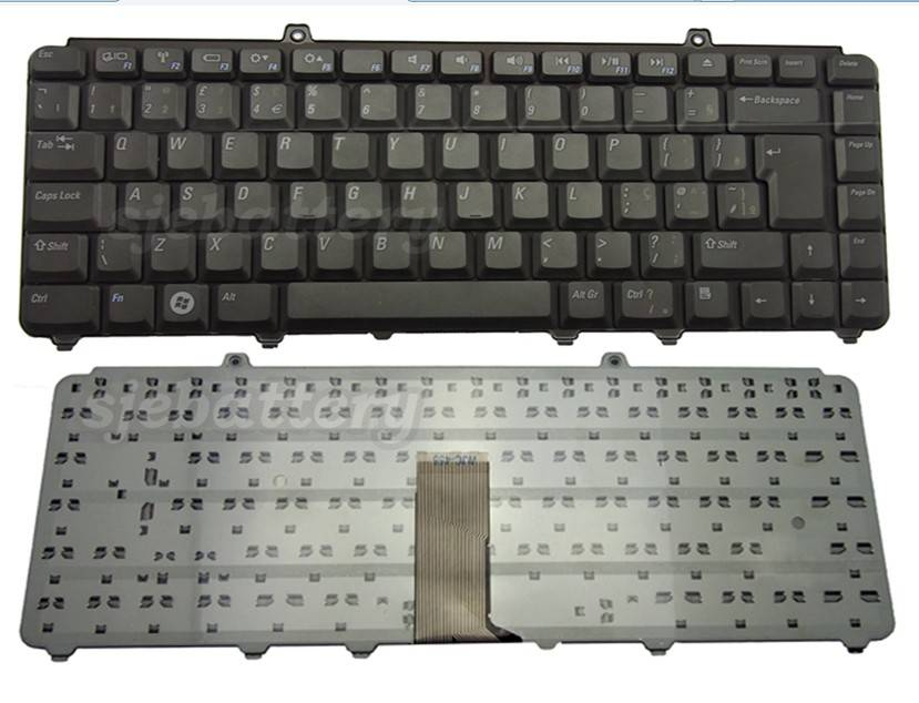 NEW DEll XPS v1410 V1500 BR BZ Brazilian Black Keyboard TECLADO