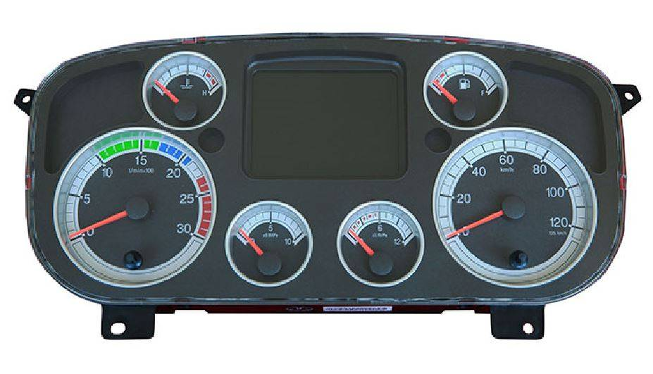 HOWO A7 Instrument Cluster WG9918580011
