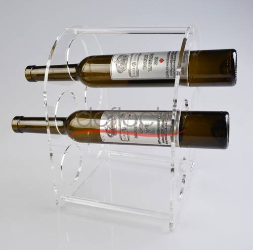 Deflect-o Acrylic Wine Dispenser