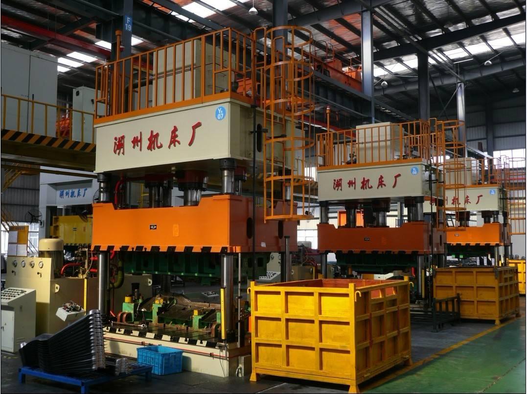 YF32 Serial Four-column Hydraulic Press