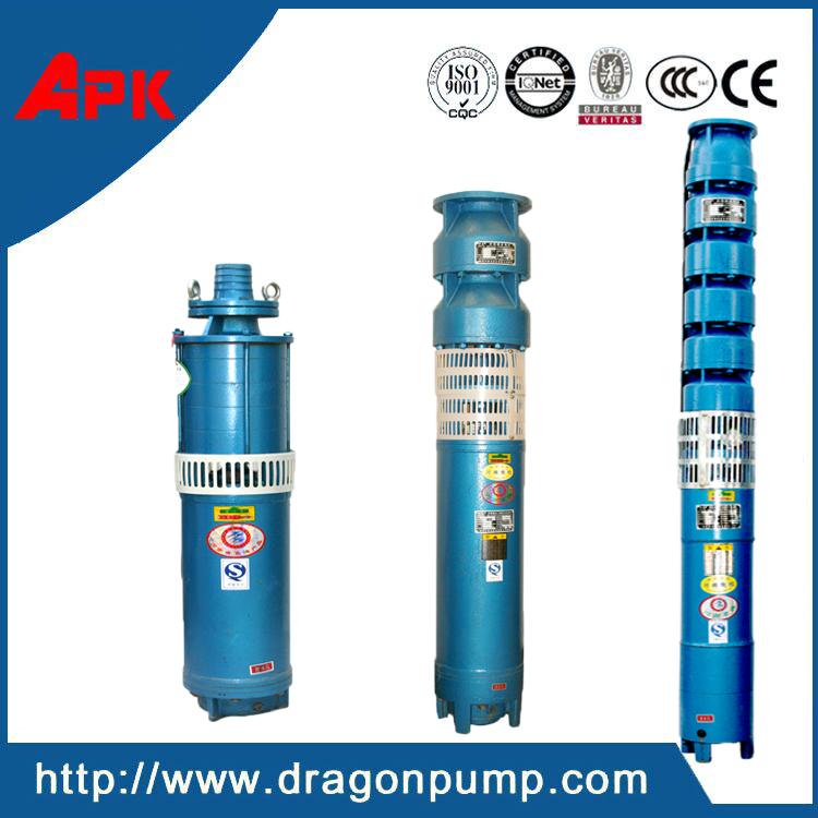 Deep well submersible pump