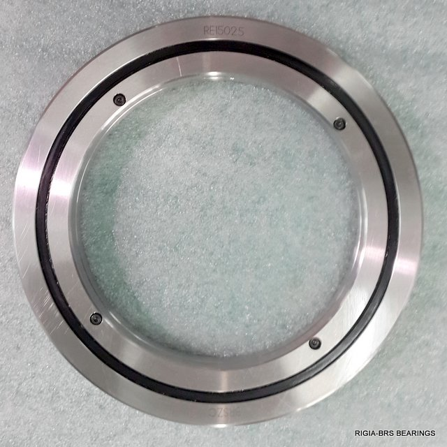 RE15025 crossed roller bearing for Metallurgy