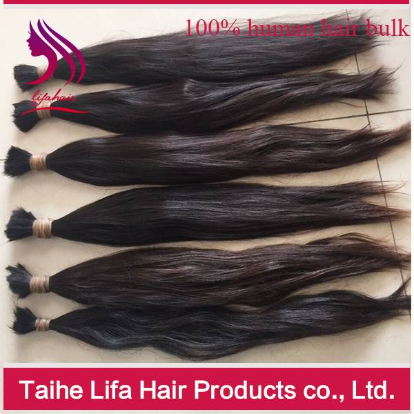 unprocessed raw hair Virgin Hair Bulk