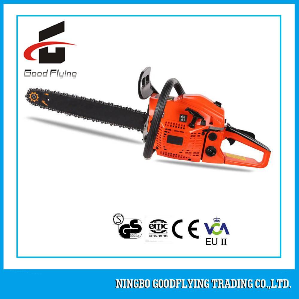 tree cutting machine thermal chainsaw 62cc