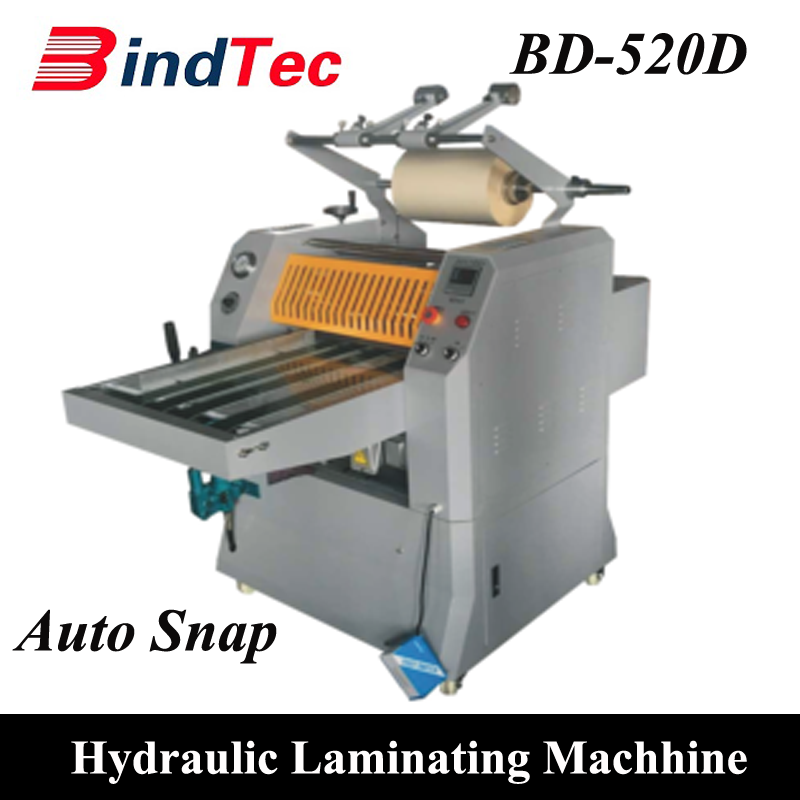 2017 New Arrival Heavy Duty Hydraulic Paper Laminating Machine Heating Roller Laminator