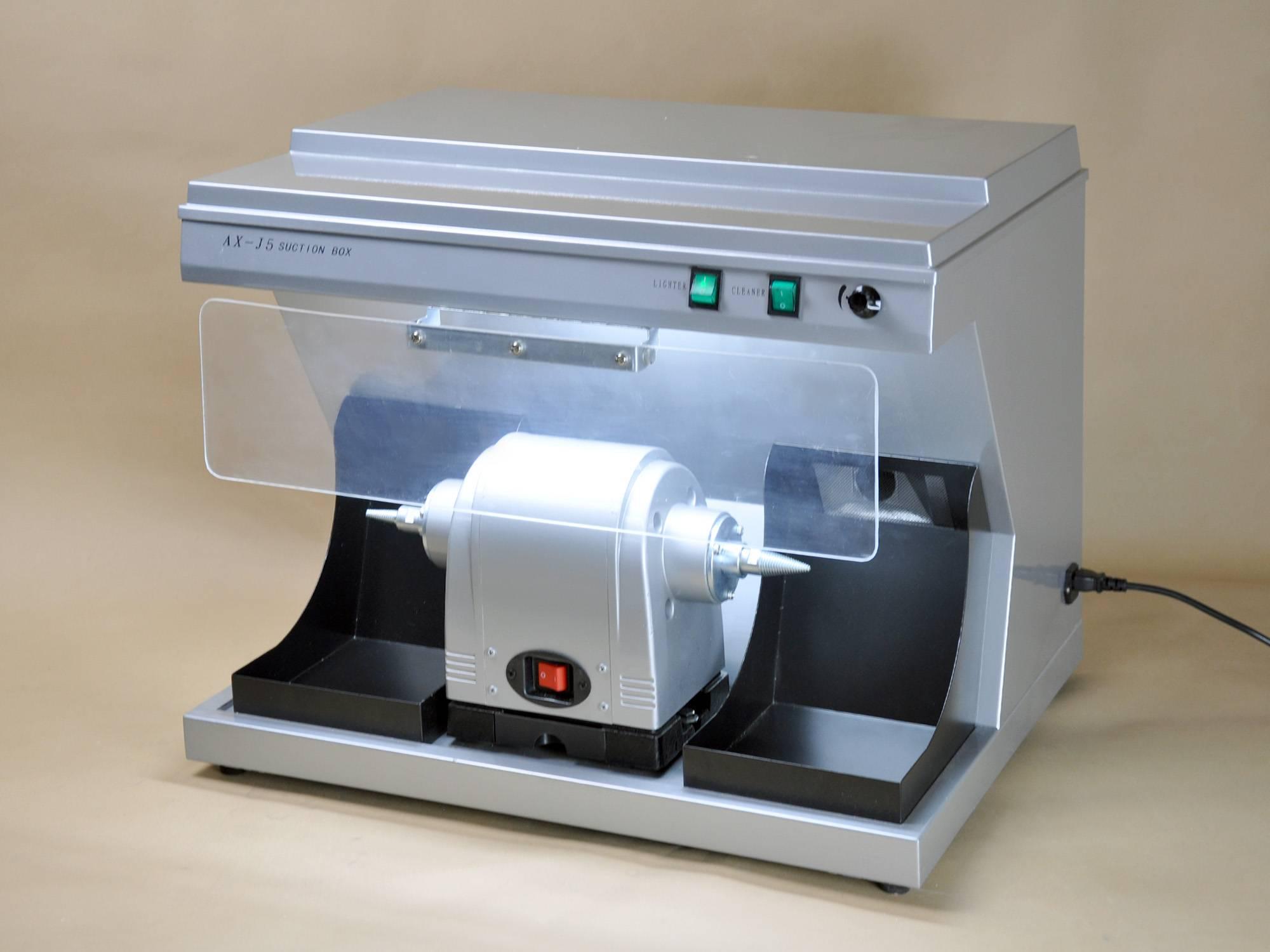 AX-J5 dental lab polishing compact unit