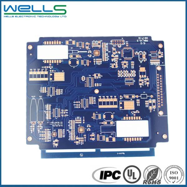 2 layer PCB Fabrication Circuit Board Printed Circuit Manufacturing