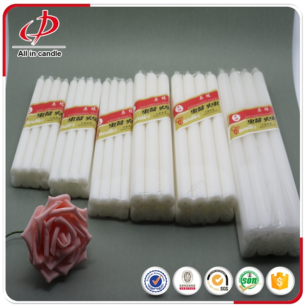 household white stick candle