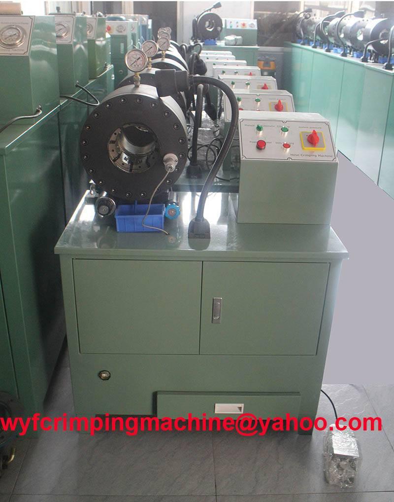 YJK-51z1 Hydraulic Hose Swaging Machine