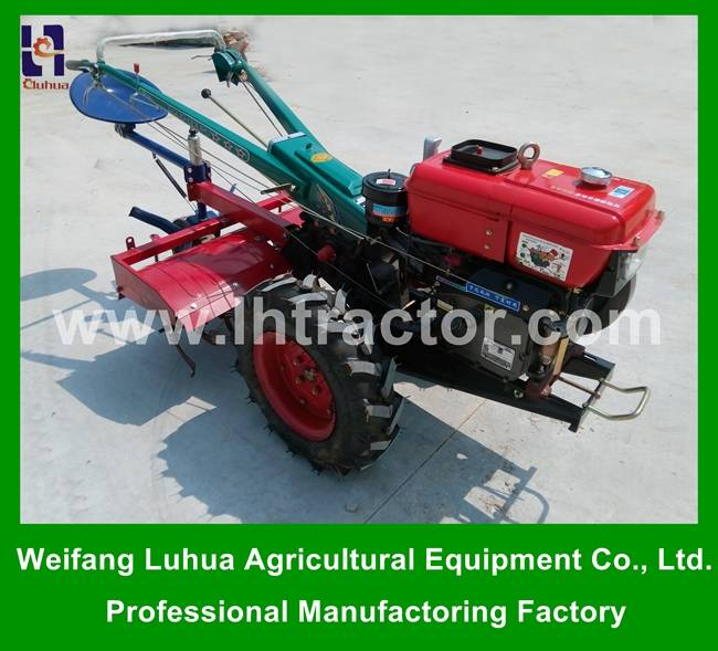 Agriculture machinery of 12hp walking tractor for sale