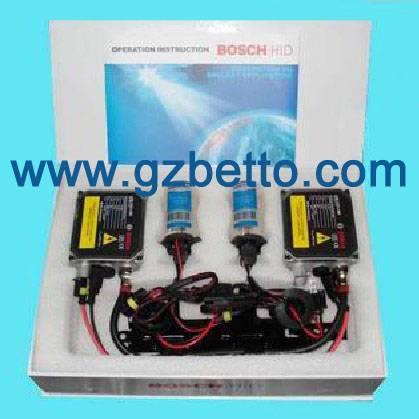 HID xenon light (lamp) bosch box/ HID xenon kit/auto headlight