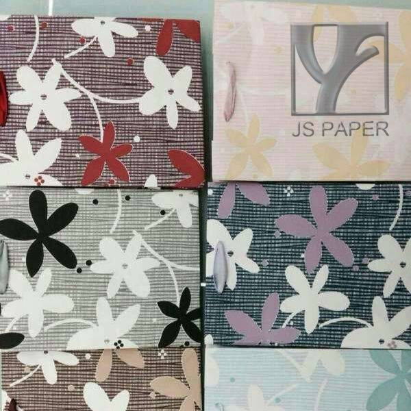 Bag for Raised paper and packaging paper with new designs