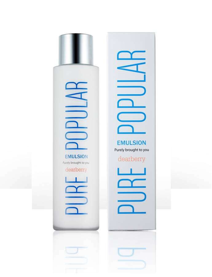 DearBerry Pure & Popular Emulsion