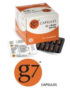 G7 capsules