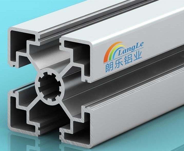 for Automation Equipment Industrial Aluminium Profile