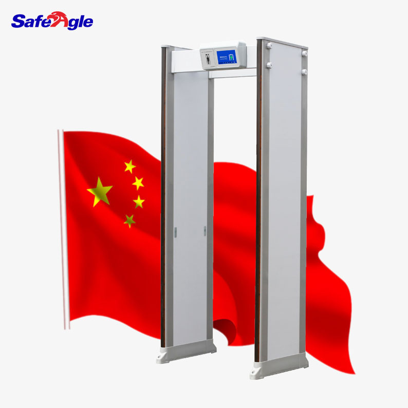 Safeagle New Arrival Walk Through Metal Detector for Body Checking