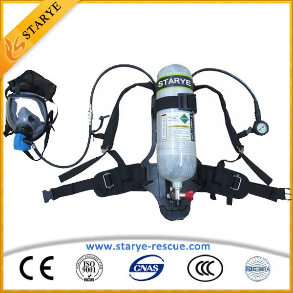Emergency Escape Air Fire Fighting Breathing Apparatus