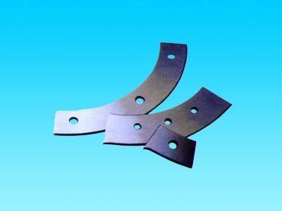 slot knife/slot blade/corrugated paper carton machinery slotted knife