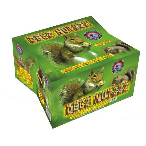 Hot Selling Low Price 500 Gram 33 Shots Cake Fireworks for Wholesale : BF6853 DEEZ NUTZZZ