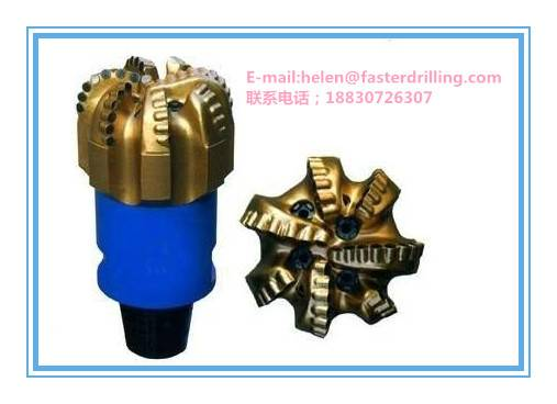 API PDC Diamond Bit/Steel Tooth Bit/Milled Tooth B