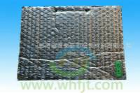 woven-cloth with bubble heat insulation sheet