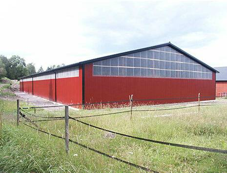 Prefabricate Steel Structure Workshop/Poultry House