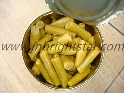 canned cut green bean