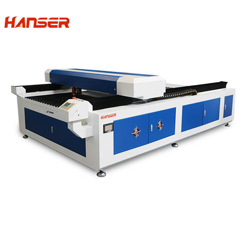Mixed Material 2mm Stainless Steel Co2 Laser Cutting Machine 1325