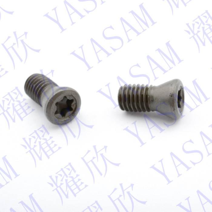 M3.5x11 M4.0X8 M4.5X9 M4.5X15 torx screws for threading inserts