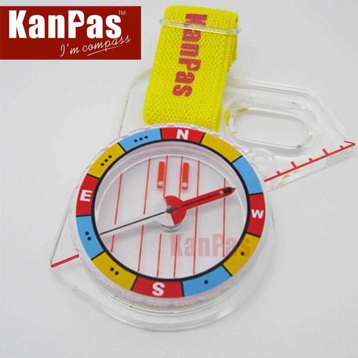 Kanpas Elite Thumb Orienteering Compass
