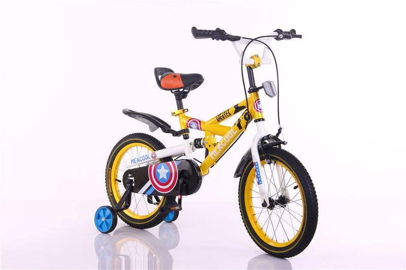 16 INCH baby bike /kid's bike with suspension 2016 new model