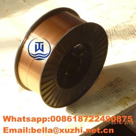 Manufacturer AWS ER70S-6 carbon steel welding wire