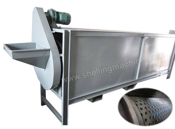 Automatic Cashew Nut Grading Machine