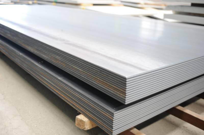 0.18-0.8mm Galvanized Steel Plate for Building Sheet