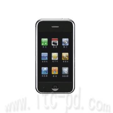 2.4 Inch Touch Screen MP4 Player (ITC-4H038C)