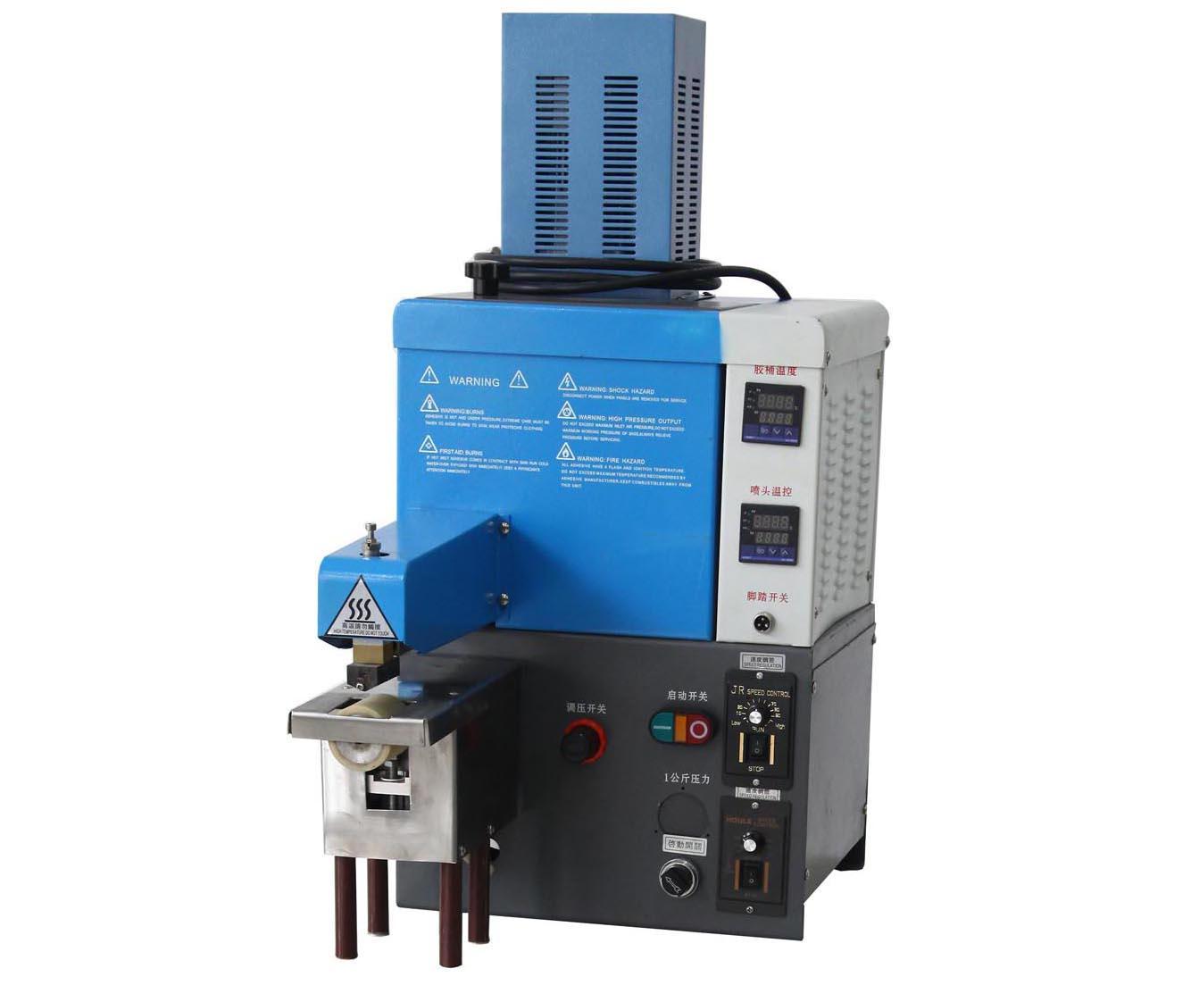 binding Gluing Machine envelope machine