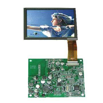 "4.3"" TFT lcd module 480X272 resolution"