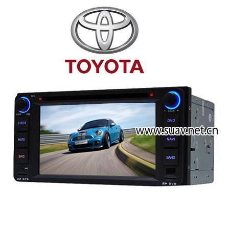 Car DVD GPS For TOYOTA camry,Aversis,05 Para Hilux,09 Hulix SW4,Majority,Prado