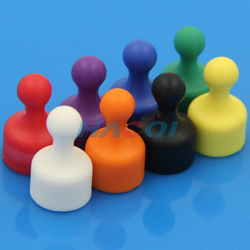 Neodymium Color Magnetic Push Pins