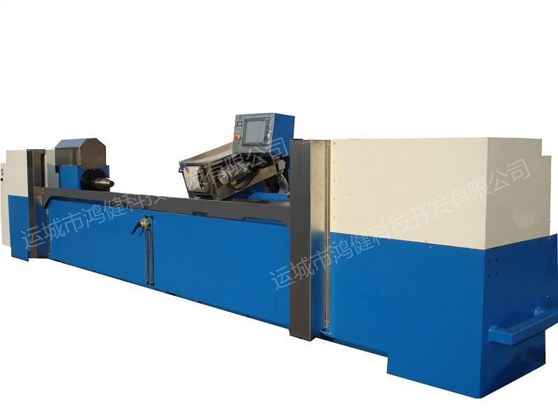 Chromium Polishing  buffing Machine for rotogravure cylinder