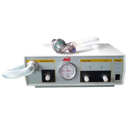 Emergency transport medical ventilator AX32