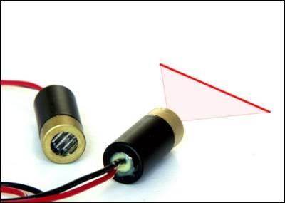 LDBXQ030B 10mm red laser line