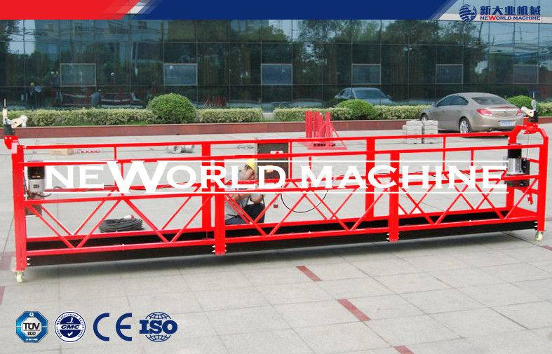 Zlp1000 Security Suspended Working Platform / Portable Rope Suspended Platform
