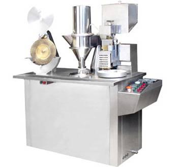 JTJ-VI Semi-automatic Capsule Filling Machine
