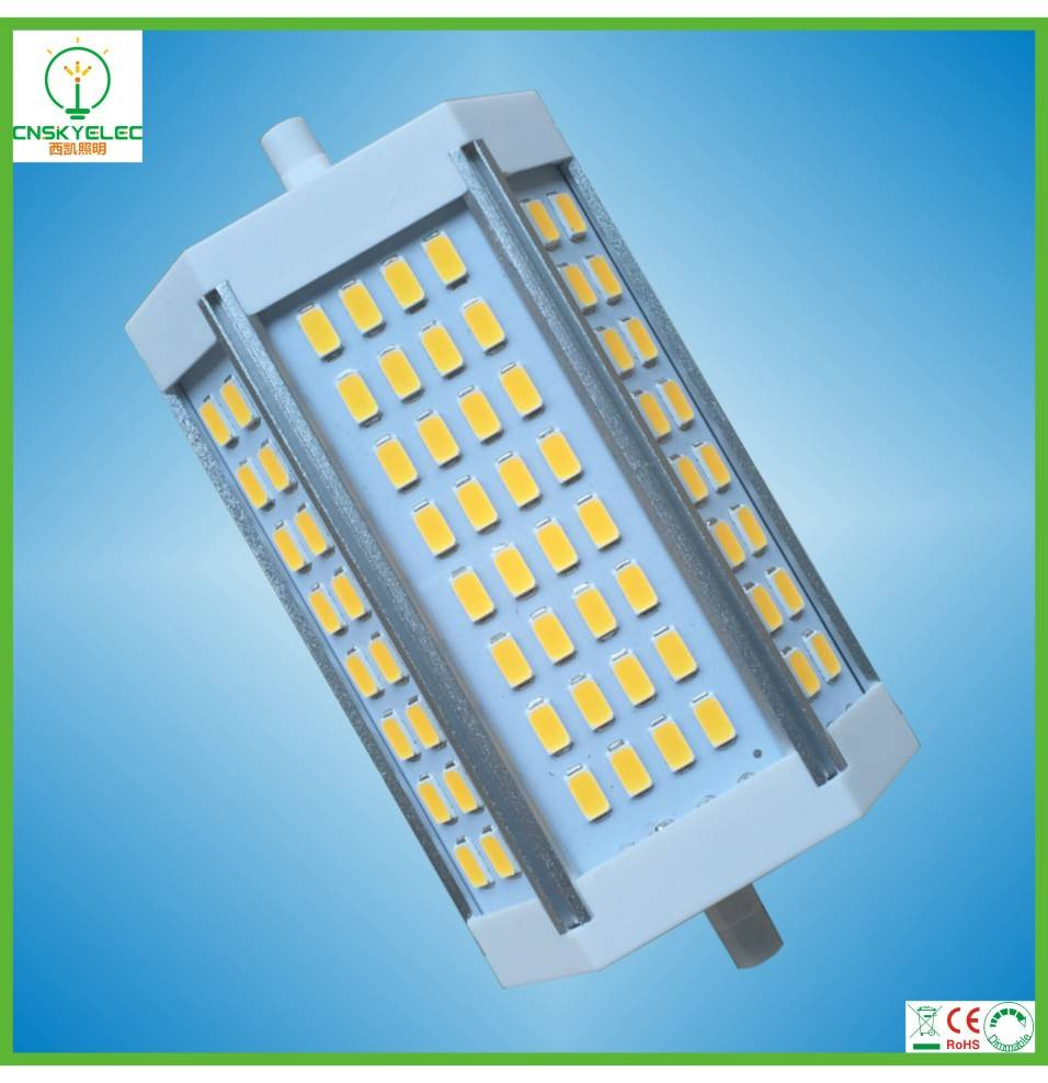 Factory Price R7s LED 20W LED Lamp 5630SMD LED R7s Lampada 30W LED R7s